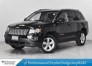 2016 Jeep Compass HIGH ALTITUDE * SUNROOF * 4X4