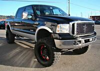 2007 Ford F-350 LARIAT, BIG LIFT, NITTO GRAPPLERS ON 20'S