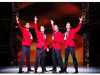 Frankie Valli (Male vocalist) required for Jersey boys tribute show