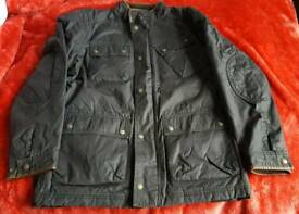 Black M&S insulated jacket. Very good condition. Size M.
