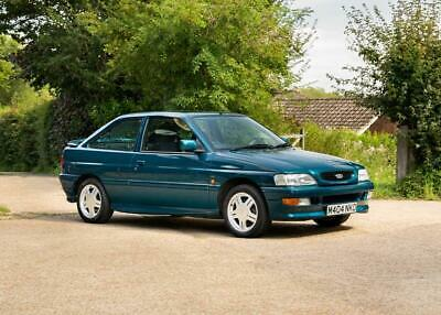 1994 Ford Escort RS2000 4X4 Coupe Petrol Manual