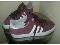 ADDIDAS SKATEBOARD TRAINERS