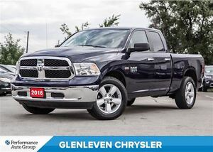 2016 Ram 1500 SLT, Bluetooth, XM Radio, Touch Screen Low kms