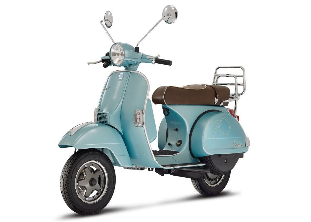 2016 vespa px 125 ltd edition 70th anniversary settantesimo now available in holborn. Black Bedroom Furniture Sets. Home Design Ideas