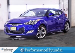 2014 Hyundai Veloster 6sp Tech Package