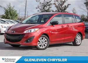 2015 Mazda MAZDA5 GS, Alloys, Bluetooth, Clean Carproof!!