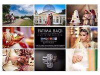 Female Asian Wedding Photographers & Cinematographers : Exclusively for Muslim Weddings