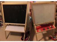 Kids 3-in-1 Activity Easel