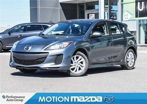 2012 Mazda MAZDA3 SPORT GS-SKYACTIV Bluetooth Cruise Alloys