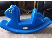 Little tikes rocking horse