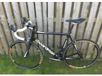 Boardman Carbon Road Bike (61cm frame size)