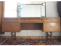 Beithcraft Mid Century Dressing Table - Re-posting due to time wasters - £150 ono