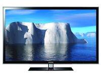 """Samsung 50"""" led tv hd 1080 built in free view can deliver"""