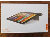 Brand new yoga tab 3 Lenovo tablet 10 inches