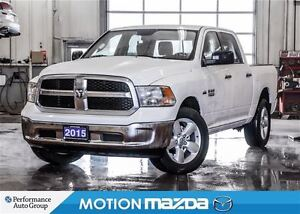 2015 Ram 1500 SLT Hemi Crew 4x4 20 Alloys Bluetooth