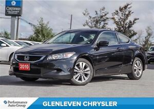 2010 Honda Accord EX, Sunroof, Coupe, Certified & Etested!