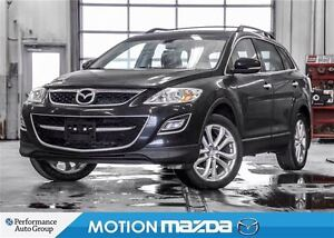 2012 Mazda CX-9 GT AWD 7 Pass Leather Sunroof Remote Start