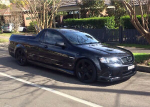 2008 HOLDEN VE SS-V UTE MY09 GREAT CONDITION Narellan Camden Area Preview