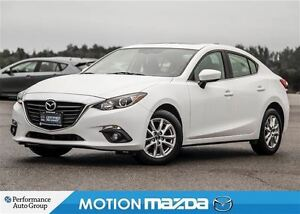 2015 Mazda MAZDA3 GS CONV Pkg Roof Heated Seats