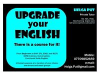 Want to upgrade your English? No matter what level you are at the moment, this is the right place!