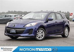 2012 Mazda MAZDA3 SPORT GS-SKYACTIV Roof Heated Seats