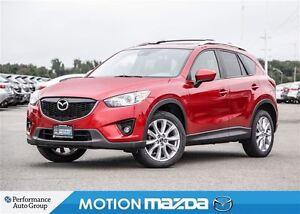 2014 Mazda CX-5 GT Leather Roof Navigation