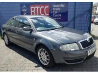 2002 (52), Skoda Superb 1.9 TDI PD Classic 4dr Saloon, AA COVER & AU WARRANTY INCLUDED, £1,295 ono
