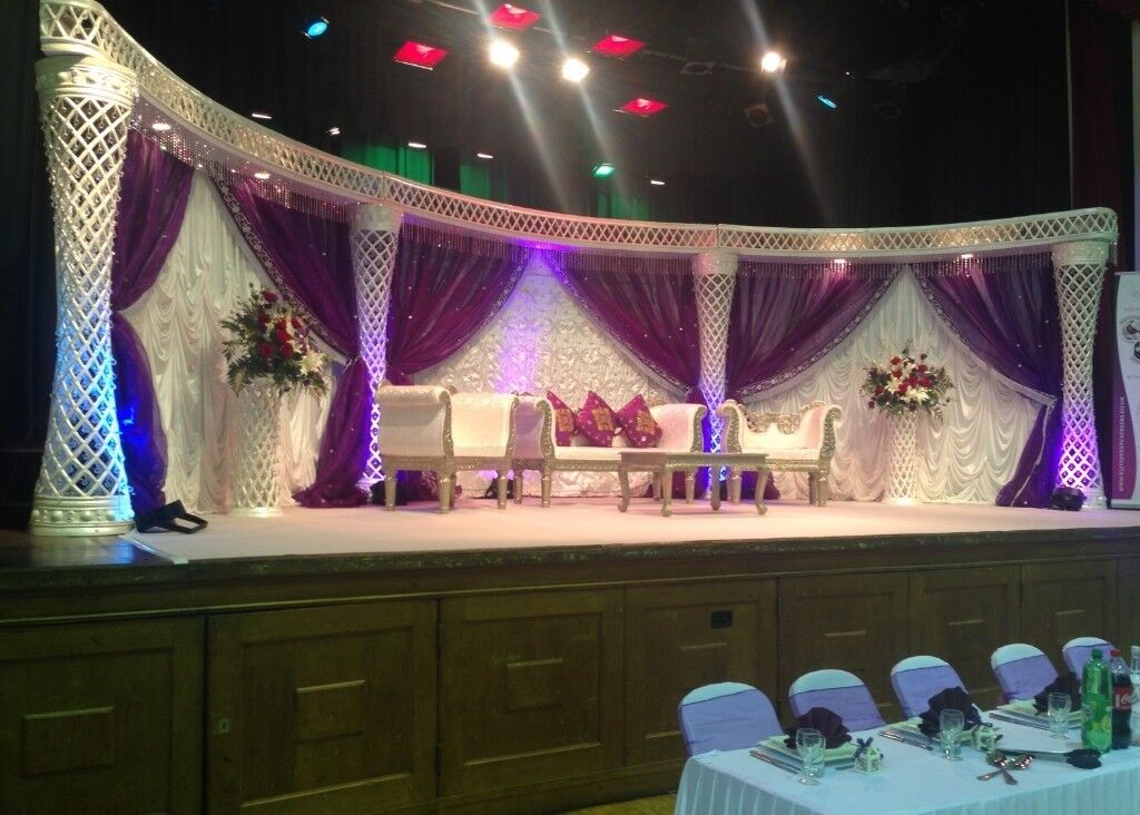 Wedding Decorations Stages Etc In Canning Town London Gumtree