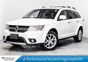 2016 Dodge Journey R/T AWD * BLUETOOTH * CLEARANCE PRICED!