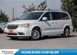 2016 Chrysler Town & Country Touring-L, Dual DVD, Bluetooth, Pow
