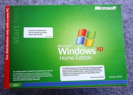 Windows XP Home Installation Disk