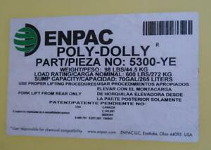 ENPAC Poly-Dolly