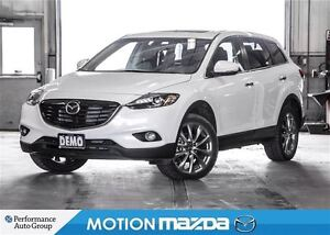 2015 Mazda CX-9 GT DEMO AWD Leather Roof Navigation