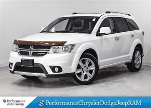 2011 Dodge Journey R/T * ONE OWNER * BALANCE OF EXTENDED WARRANT