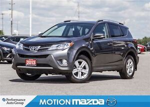 2013 Toyota RAV4 XLE AWD Sunroof Alloys Cruise