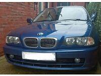 BMW 325CI SPORTS COUPE