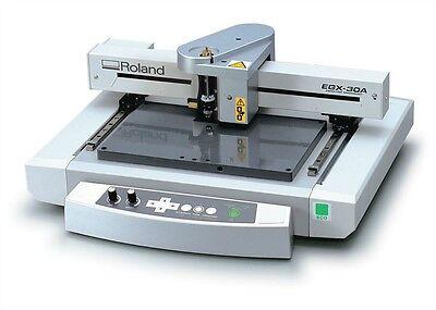 Roland Egx-30a Engraver - Roland Dealer Great Machine