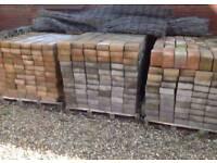 Block pavers 3 pallets