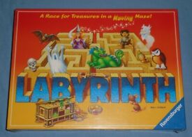 'Labyrinth' Board Game (new)