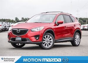2014 Mazda CX-5 GT Leather Roof Navigation