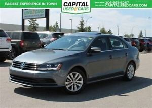 2017 Volkswagen Jetta Wolfsburg Edition TURBO***TOUCHSCREEN***SU