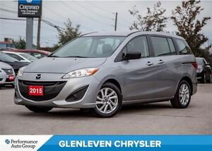 2015 Mazda MAZDA5 GS, Automatic, Alloys, Clean Carproof!!