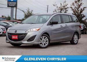 2015 Mazda MAZDA5 GS, Automatic, Alloys, Clean Carproof!!