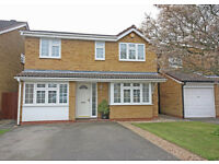 5 bedrooms detached house to let