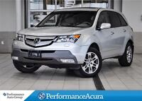 2008 Acura MDX 5sp at
