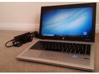 Laptop HP ELITEBOOK - Intel i5 - 8GB Ram - 1TB HardDrive - 4hrs batt - £150