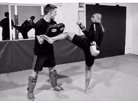 Muay Thai beginner classes - Finsbury Park - get fit The Fight Way