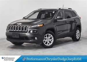 2016 Jeep Cherokee North * V6 * 4X4 * NAV * PANO ROOF
