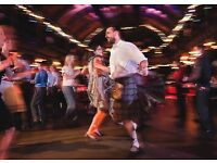 THE WEST END CEILIDH BAND FOR SPECIAL EVENTS