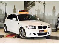 ★🏋FEBRUARY SALE🏋★ 2010 BMW 1 SERIES 120D M SPORT DIESEL★12 MONTHS MOT★WARRANTY★KWIKI AUTOS★